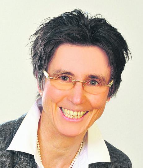 Porträt: Dr. Monika Pirlet-Gottwald