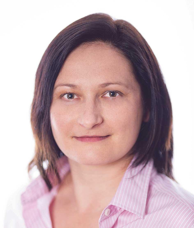 Porträt: Dr. med. Agnieszka Czarnecka