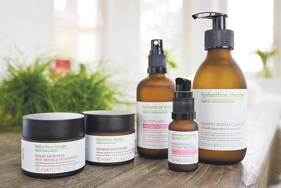 Pflegeserie von NB Green Cosmetics GmbH